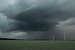 Nepatrný blesk zachycený lightning triggerem - autor: