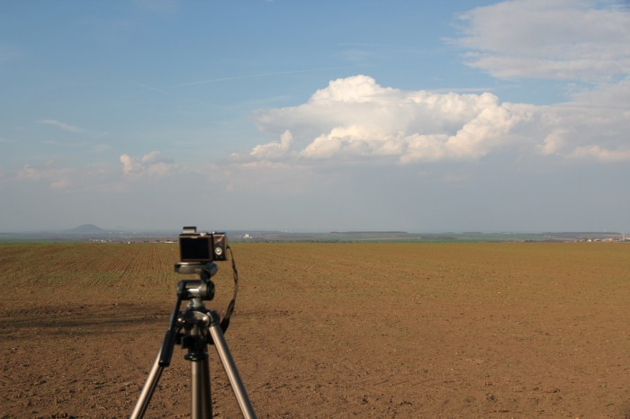 Canon SX-200 snímá - autor: Miroslav Sedlmajer