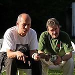 Martin Setvák a Honza Sulan vdiskuzi - autor: Jan Drahokoupil