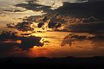 Kýčovitý západ slunce - autor: Jan Drahokoupil