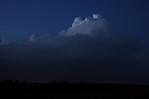 Večerní Cumulonimbus - autor: Jan Drahokoupil