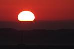 Východ Slunce a první pohled na Venuši - autor: Jan Drahokoupil