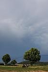 Nevýrazné oblaky mamma - autor: Jan Drahokoupil