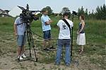 Fotky znatáčení sTV Prima - autor: Jan Drahokoupil
