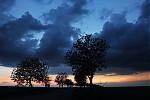 Poslední konvekce po západu Slunce - autor: Jan Drahokoupil