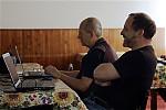 Martin a Milan opět vedle sebe - autor: Jan Drahokoupil