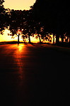 Západ Slunce - autor: Jan Drahokoupil