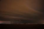 Velký ale nevýrazný Arcus na čele bouřkového komplexu - autor: Jan Drahokoupil