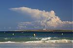 Kovadlina vdálené bouře nad mořem - autor: Jan Drahokoupil