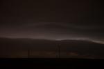 Přibližující se shelf cloud - autor: Jan Drahokoupil
