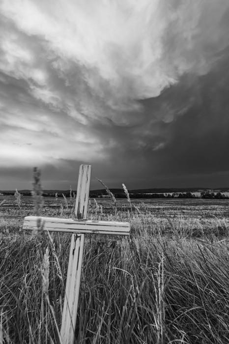 Odcházející bouřka - autor: Jan Drahokoupil