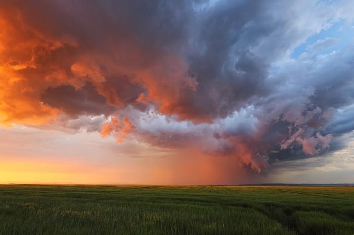Rudá bouře I- autor: Jan Drahokoupil