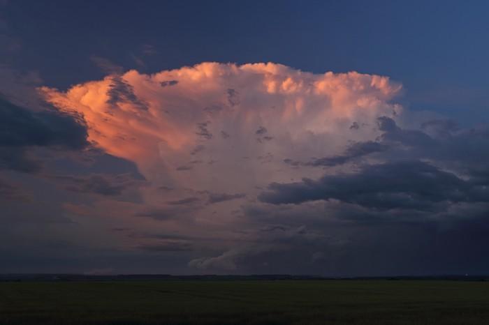 Nasvícená kovadlina bouře II - autor: Jan Drahokoupil
