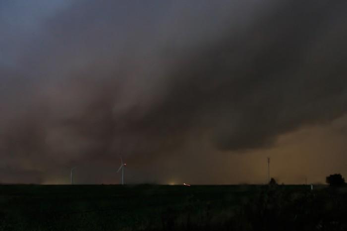 Čelo bouře... - autor: Jan Drahokoupil