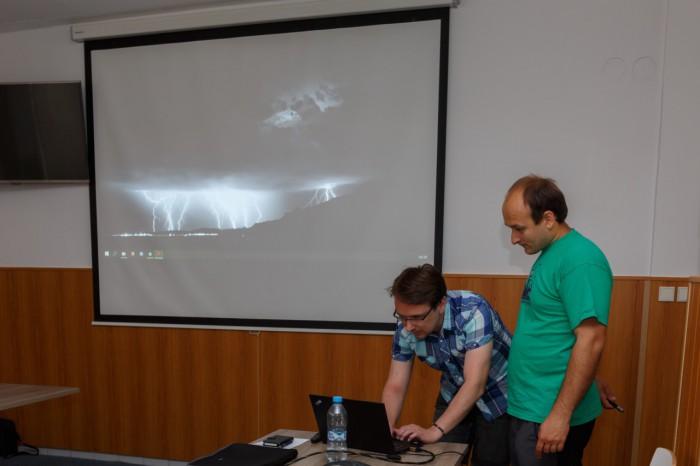 Příprava prezentace - autor: Jan Drahokoupil