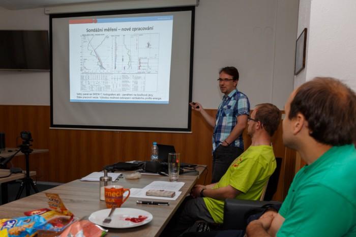David popisuje nové sondáže - autor: Jan Drahokoupil