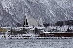 Tromso Arctic Catedral zdályk - autor: Lukáš Ronge