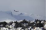 Přistávající letadlo SAS - autor: Lukáš Ronge