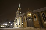 Kostel - autor: Lukáš Ronge