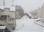 Ranní sněžení - autor: Lukáš Ronge