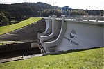 Hráz přehrady Lipno 1 - autor: Lukáš Ronge