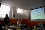 Milan Šálek a jeho prezentace oESSL - autor: