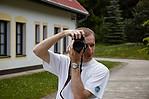 Fotografující Drahoš - autor: