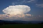 Krásný vyvinutý Cumulonimbus - autor: