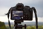 Canon timelapsující vývoj supercely - autor: Lukáš Ronge