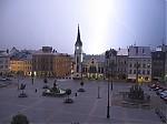 Blesk na webkameře zTrutnova - autor: Lukáš Ronge