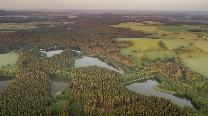 Radostovické rybníky - autor: Lukáš Ronge