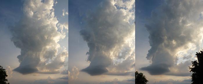 Cumulus - autor: Patrik Trnčák