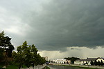 Přibližující se bouřka - autor: Michal Geryk
