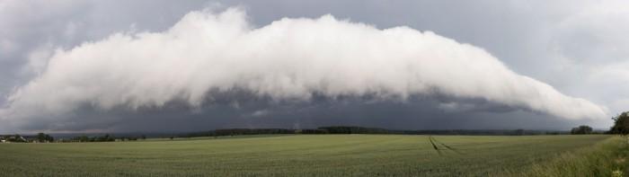 Roll cloud - autor: Zbyněk Černoch