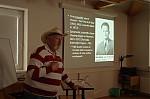 Přednáška Ch. Doswella - autor: Tomáš Prouza