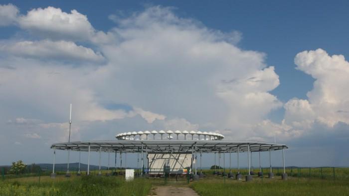 Takhle se vyrábí bouřka :-D - autor: Tomáš Prouza