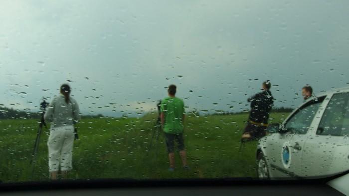 Prší na nás zkovadliny - autor: Tomáš Prouza