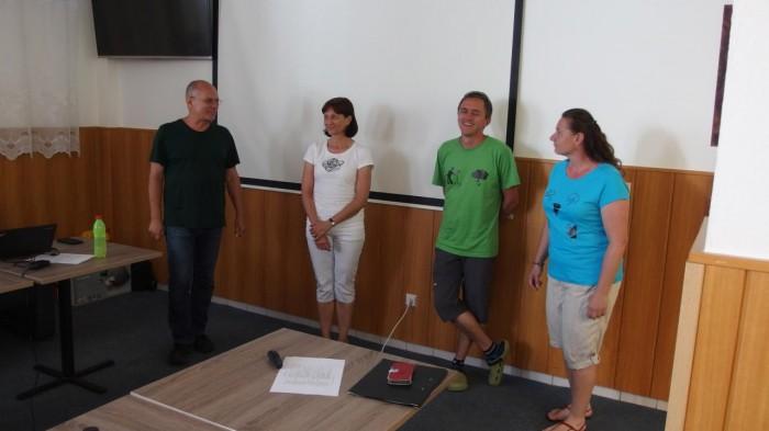 Zahájení semináře - autor: Tomáš Prouza