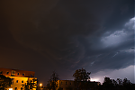 Těsně před začátkem bouřky - autor: Michal Janoušek