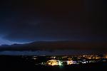 Shlef-cloud noční bouřky  - autor: Michal Janoušek