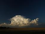 Cumulonimbus a okolní kupovité oblaky - autor: Michal Janoušek