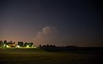 Noční cumulonimbus I- autor: Michal Janoušek