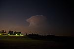 Noční cumulonimbus III - autor: Michal Janoušek