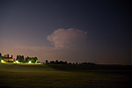 Noční cumulonimbus IV - autor: Michal Janoušek