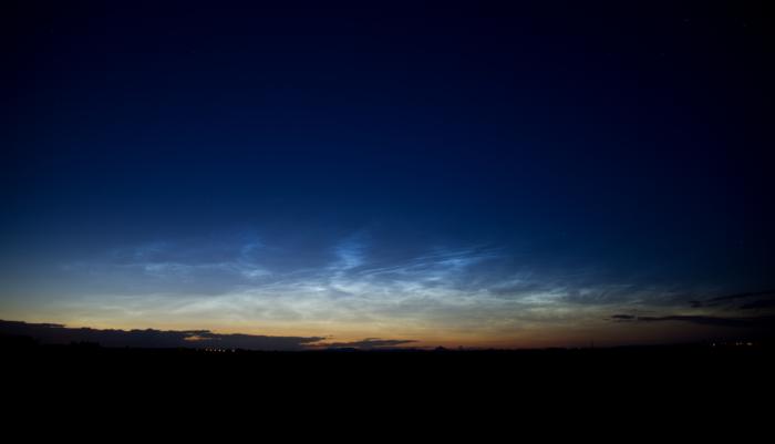 Noční svítící oblaky 2016 - autor: Michal Janoušek