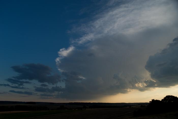 Blížící se bouřka - autor: Michal Janoušek