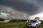 členové AMSos vs. silná bouře - autor: Tomáš Novotný