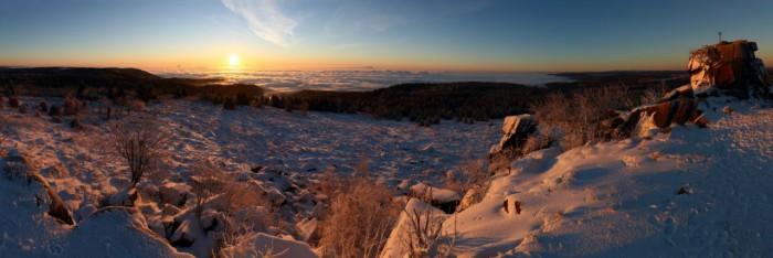 Panorama zvyhlídky - autor: Tomáš Novotný