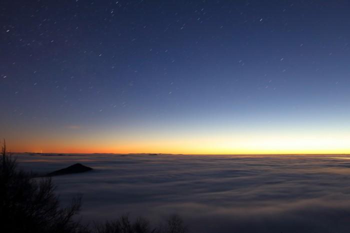 Začíná svítat - autor: Tomáš Novotný