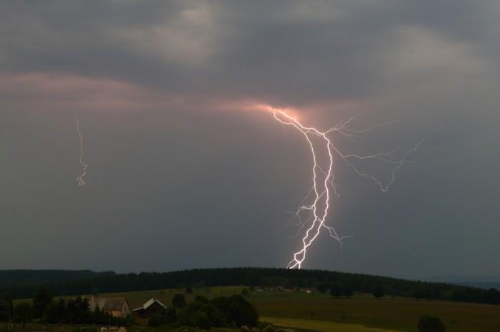 CG blesky vNěmecku - autor: Tomáš Novotný